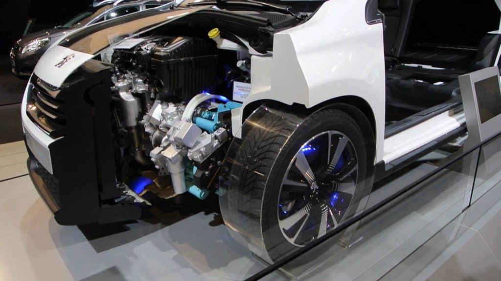 kulr drivetrain battery images